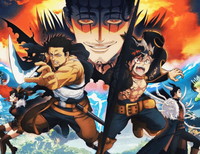 Best Anime Like Black Clover – 8 Anime Series You'll Love