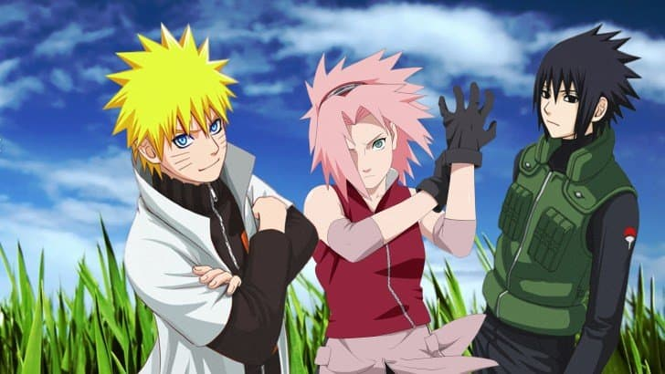 What is Naruto