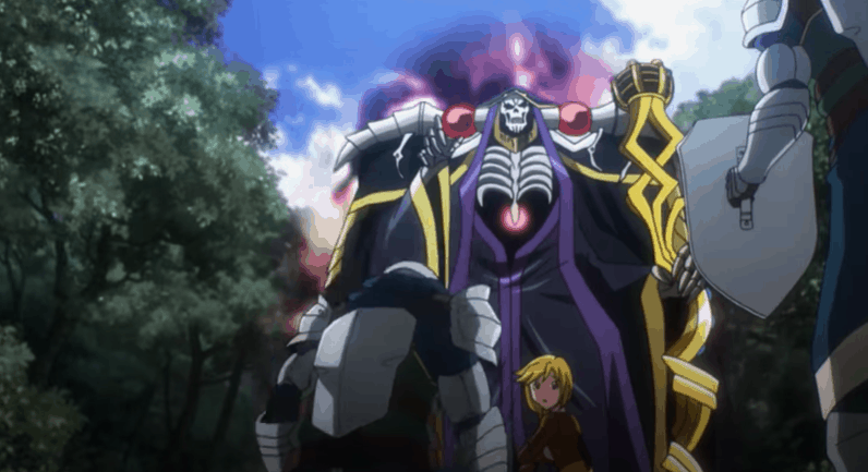 Best Anime Like Overlord