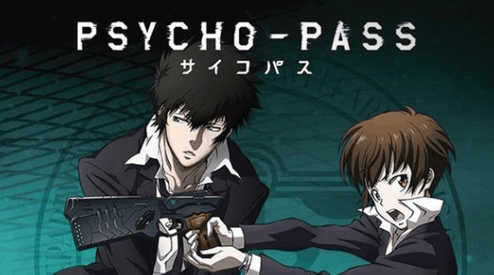 Psycho-Pass Like Death Note