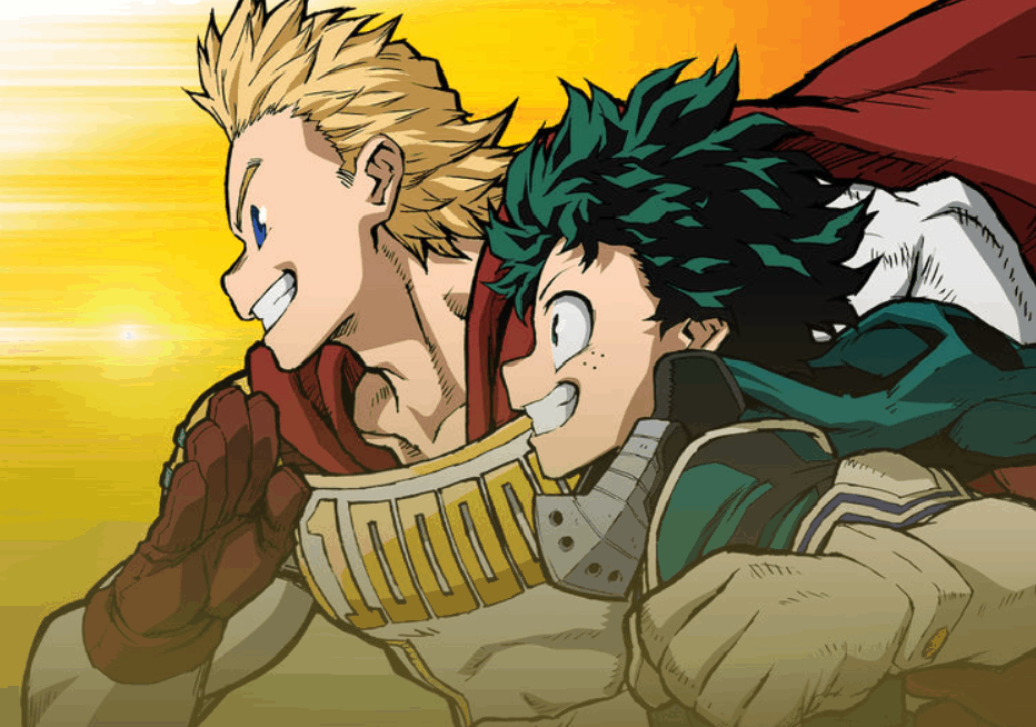 Best Anime Like My Hero Academia