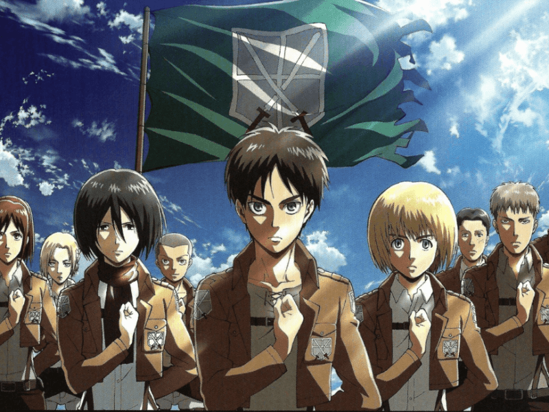 10 Best Anime Like Attack on Titan To Watch Next