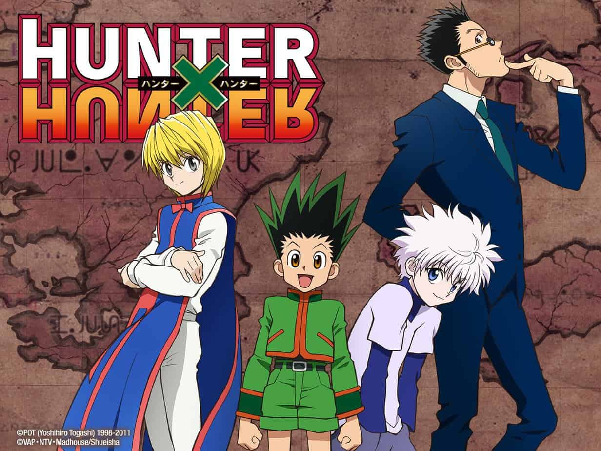 Best Anime Shows of All Time