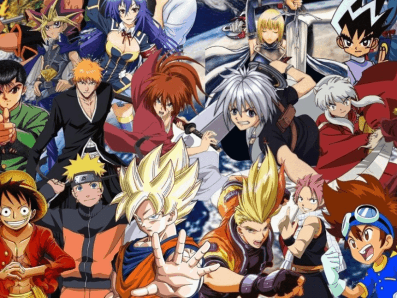 The Best Anime Shows of All Time: Top 5 Picks to Watch Next