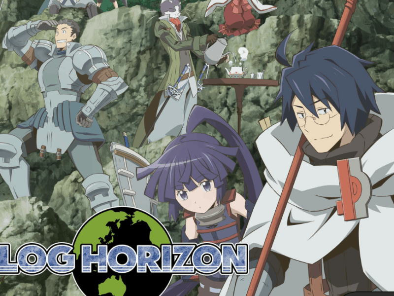The Best Anime Like Log Horizon To Watch Next