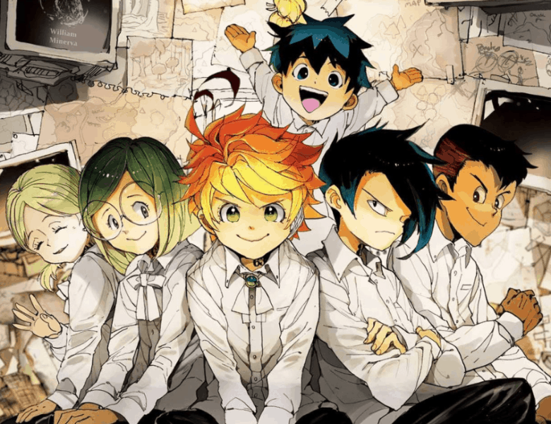 Anime Like Promised Neverland To Watch Next